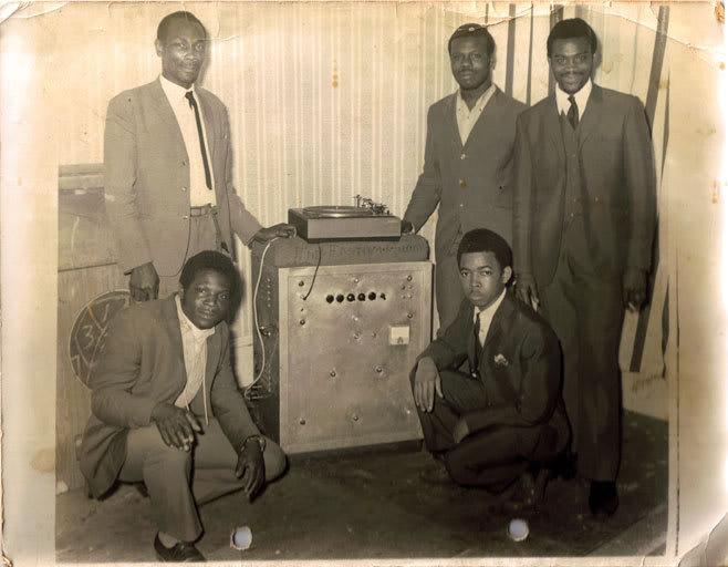 Phantom, sound system londrino da década de 1960.